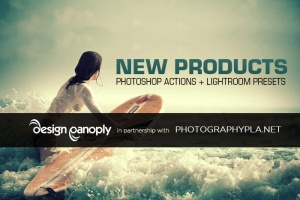Photoshop Actions and Lightroom Presets Now Available Through Design Panoply